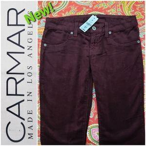 3-8081👌BUNDLE 3/LOWEST ITEM FREE *Carmar corduroy